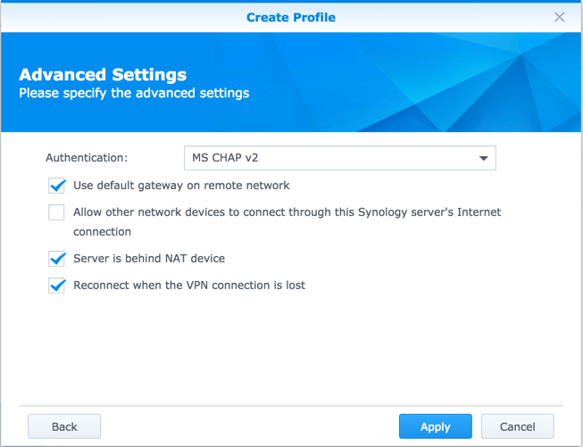 How to Set Up VPN on Synology Using L2TP or PPTP | ExpressVPN