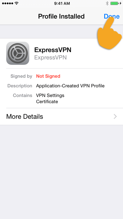 How to Set Up VPN on iOS 8 (iPhone, iPad, and iPod) | ExpressVPN