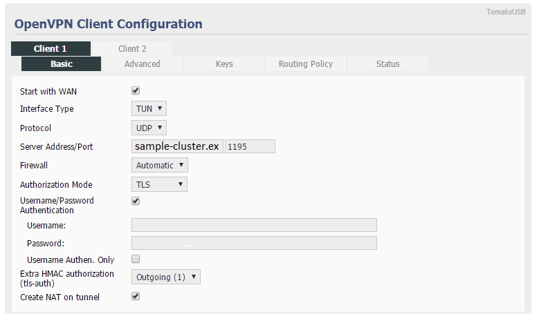How to Set Up VPN on a Tomato Router | ExpressVPN