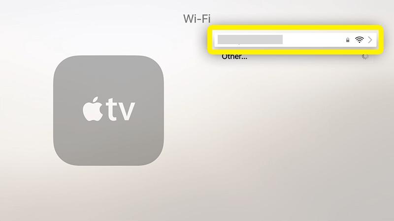 selecteer actieve internetverbinding