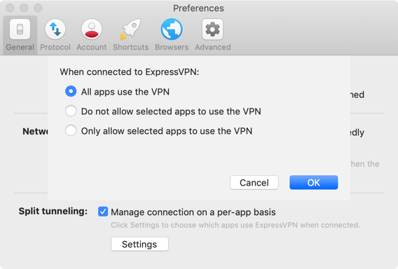 How to Set Up a VPN on Mac OS X | ExpressVPN