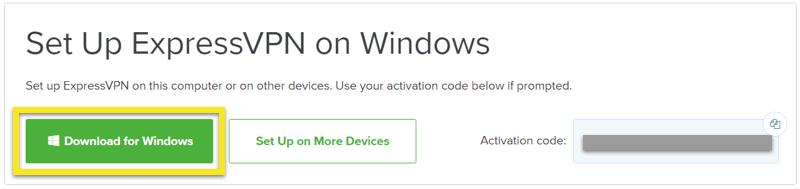 download expressvpn windows