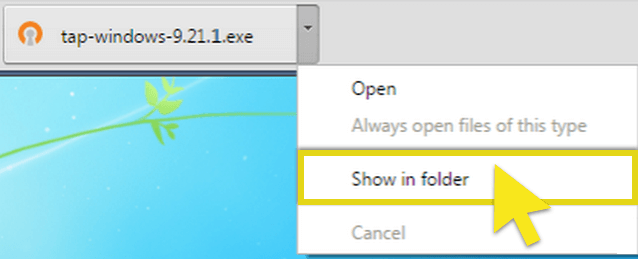 show-in-folder