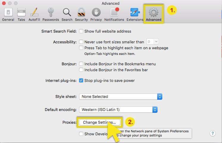 change-settings