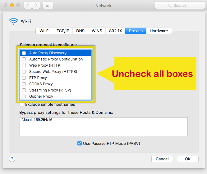 How to Disable Proxy in Safari | ExpressVPN