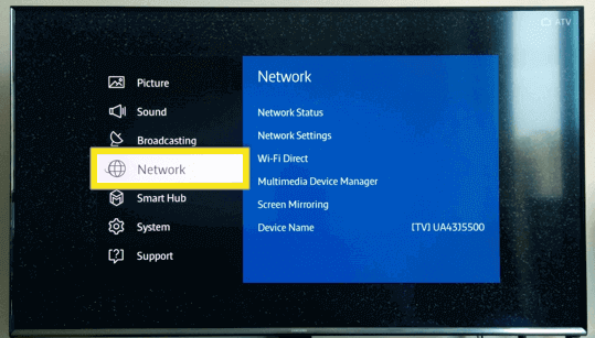 How to Set Up DNS on Samsung Smart TV | ExpressVPN