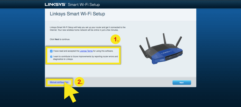 How to Set Up ExpressVPN on Linksys WRT1900AC | ExpressVPN