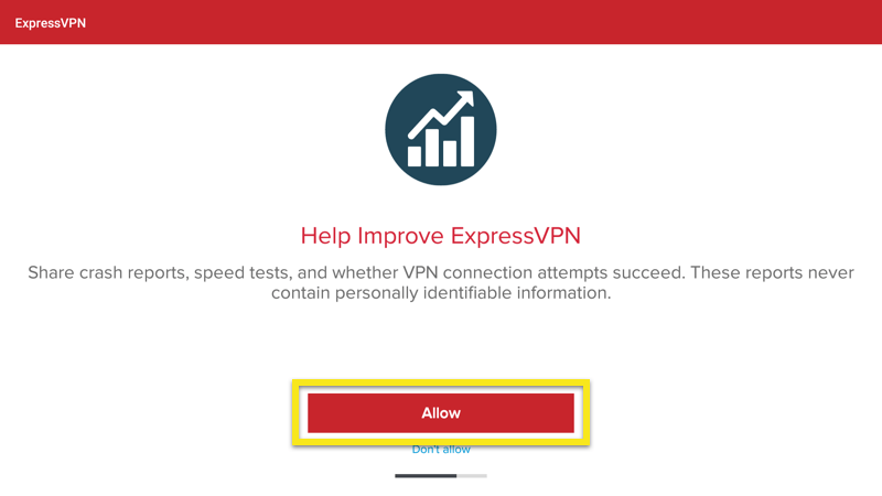 improve expressvpn fire tv