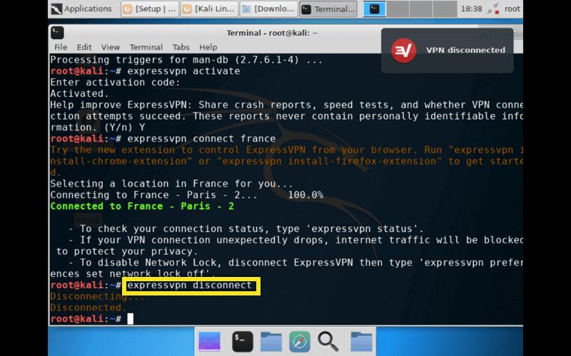 How to Install the ExpressVPN App for Kali | ExpressVPN
