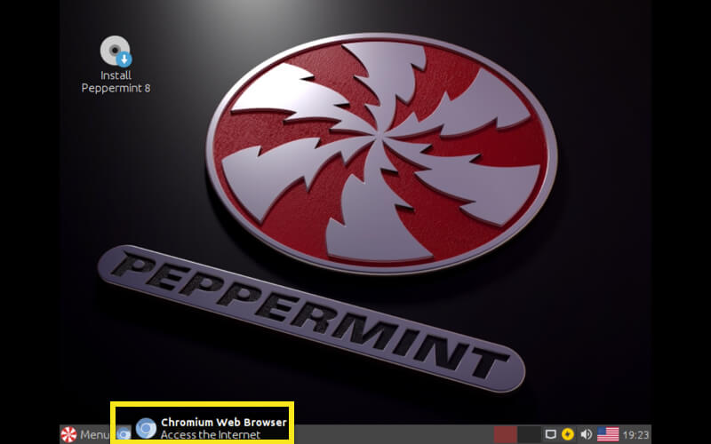 peppermint chromium