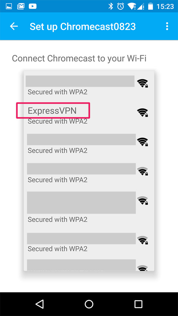 connect to your vpn-enabled router or virtual router