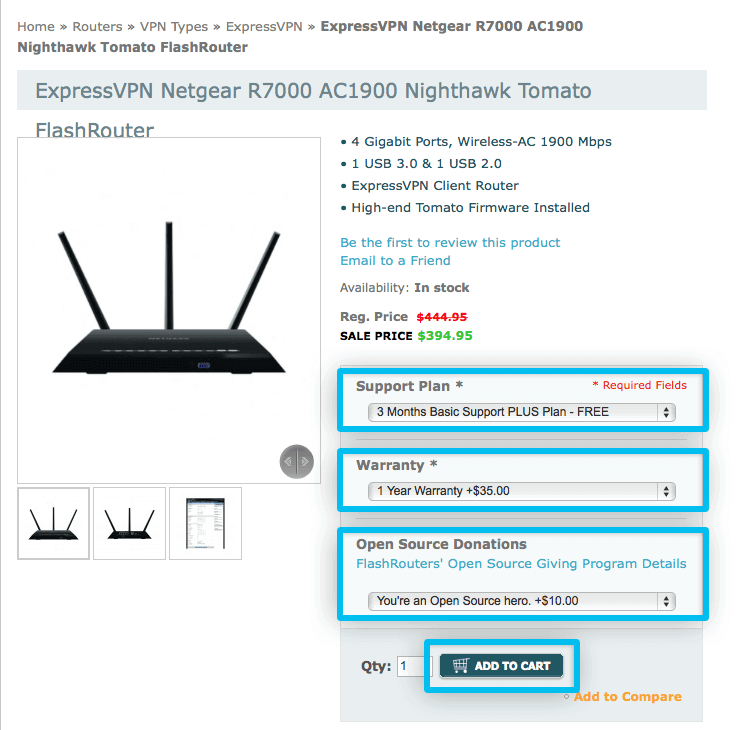 How to Buy and Set Up an ExpressVPN Tomato FlashRouter