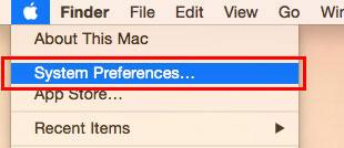 Mac OS X手动设置L2TP协议ExpressVNP教程