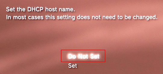 dhcp host name