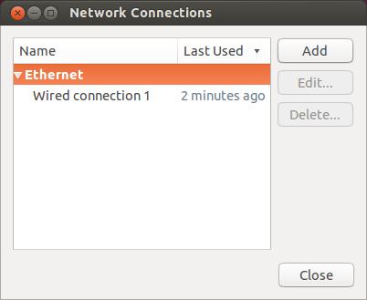 import saved vpn configuration