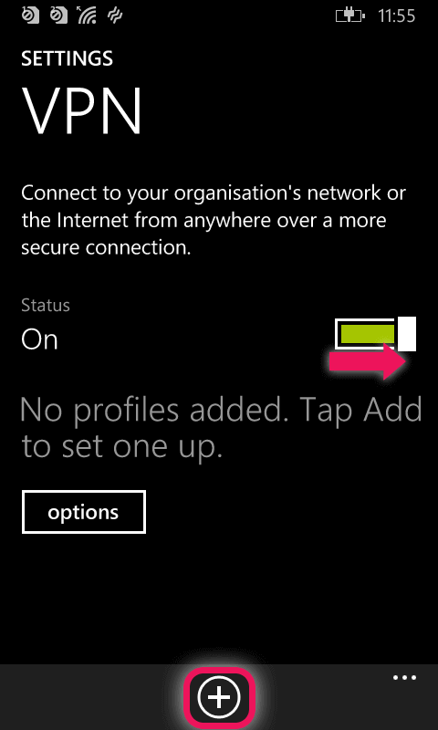 How to Set Up VPN on Windows Phone 8 1 | ExpressVPN